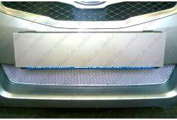 Защита радиатора ПРЕМИУМ - SUBARU LEGACY V 2009-2012г.в.