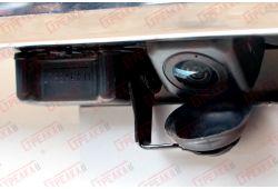 Защита камеры заднего вида - TOYOTA FORTUNER II 2015-2019г.в.