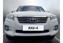 TOYOTA RAV4 III рестайлинг 2010-2013г.в. - Защита радиатора СТАНДАРТ