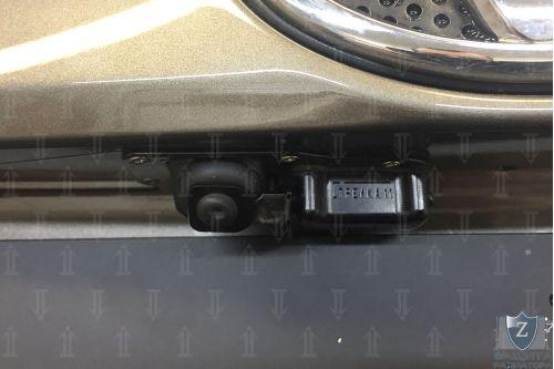 Защита камеры заднего вида - TOYOTA RAV4 IV рестайлинг 2015-2019г.в.