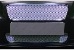 Защита радиатора ПРЕМИУМ - VOLVO S60 I рестайлинг 2004-2010г.в.