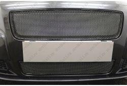 VOLVO S80 II рестайлинг 2010-2013г.в. - Защита радиатора ПРЕМИУМ