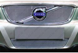 Защита радиатора ОПТИМАЛ - VOLVO XC60 I 2008-2013г.в.