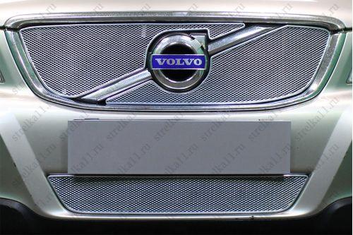 Защита радиатора VOLVO XC60 I 2008-2013г.в.