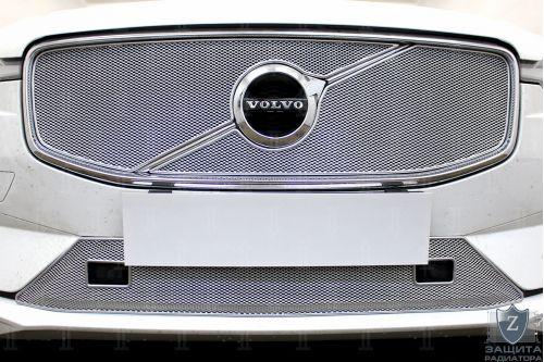 Защита радиатора VOLVO XC60 II 2017-2019г.в.