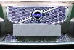 VOLVO XC70 II 2007-2013г.в. - Защита радиатора ОПТИМАЛ