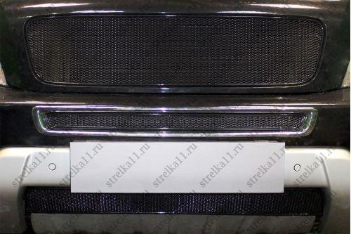 Защита радиатора VOLVO XC90 I рестайлинг 2006-2014г.в.