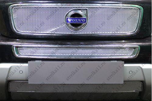 Защита радиатора VOLVO XC90 I рестайлинг 2009-2014г.в.