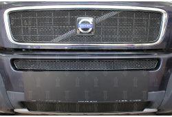 Защита радиатора ПРЕМИУМ - VOLVO XC90 I 2003-2006г.в.
