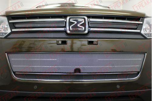 Защита радиатора СТАНДАРТ - ZOTYE T600 I 2016-2019г.в.